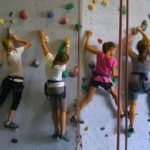 INDOOR ROCK CLIMBING – REGISTRATIONS ARE FULL