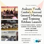 2018 Annual General Meeting & Opening of Training Kitchen