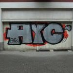 Graffiti your own artwork