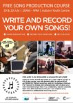 Human Sound – Song Writing and Music Production Course (2 days)