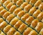 Making Baklava – cooking