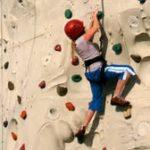 INDOOR ROCK CLIMBING – Girls only