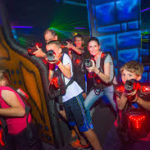 Bowling and laser tag – Excursion
