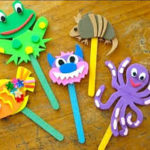 Art & Craft – Puppet Making